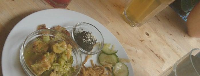 Střecha is one of Veggie/Vegan Spots.