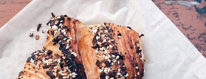 Neighbor Bakehouse is one of America's Best Croissants.