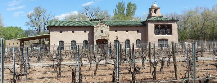 Casa Rondeña Winery is one of Lynne 님이 좋아한 장소.