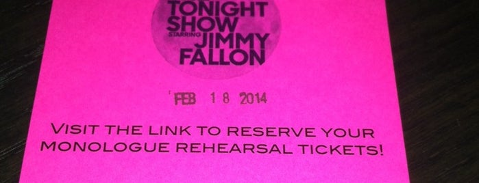 Jimmy Fallon Monologue Rehersal is one of New York.