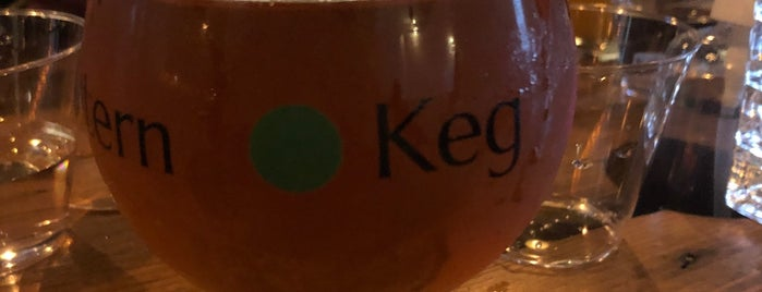 The Keg & Lantern Brewing Company is one of Bar Lounges.