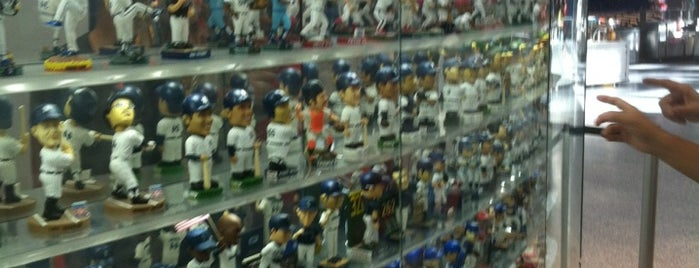 The Bobblehead Museum is one of Visit to Miami.