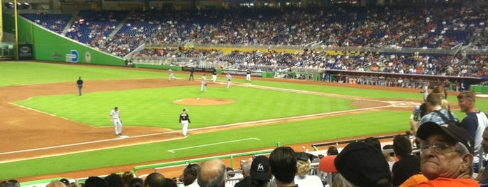 Marlins Park is one of Visit to Miami.