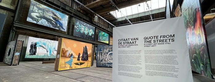 Straat Museum is one of Amsterdam Noord.
