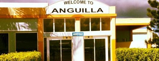 Anguilla Wallblake International Airport (AXA) is one of Airports.