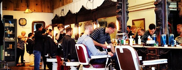 Fellow Barber is one of Tom's Liked Places.
