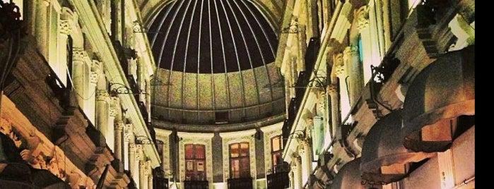 Çiçek Pasajı is one of Istanbul, Turkey.