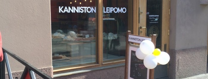Kanniston Leipomo is one of Helsinki.