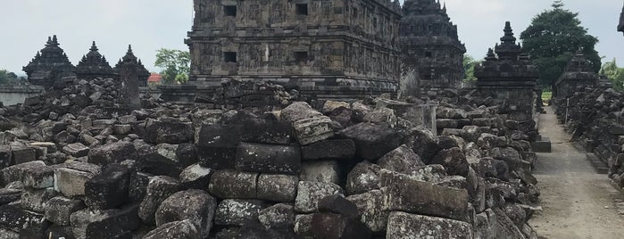 Candi Plaosan Lor is one of Java / Indonesien.