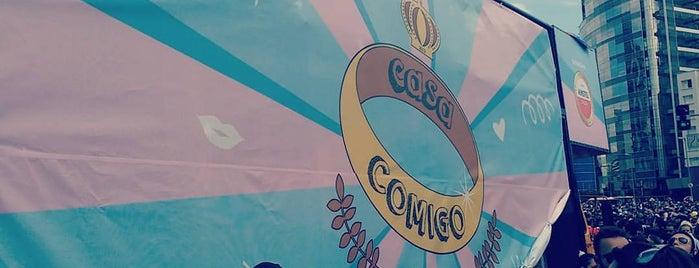 Bloco Casa comigo is one of São Paulo Tem.