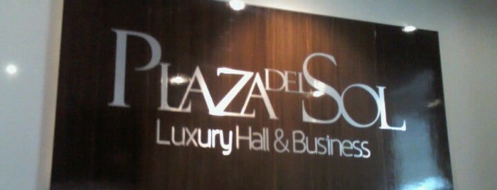 Plaza Sol Luxury Hall & Business is one of Leliaさんのお気に入りスポット.