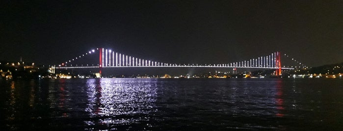 İnci Bosphorus is one of Istanbul.