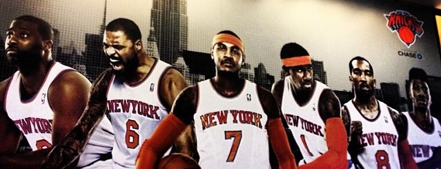 New York Knicks Wall Mural is one of New York City, NY.