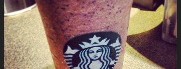 Starbucks is one of สถานที่ที่ Kirk ถูกใจ.