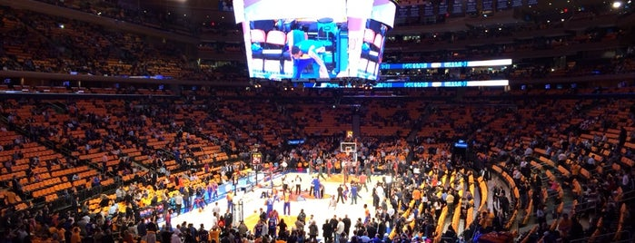 Madison Square Garden is one of Empire State of Mind.