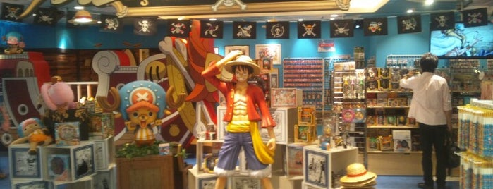 ONEPIECE 麦わらストア (MUGIWARA STORE) is one of Yannisさんの保存済みスポット.