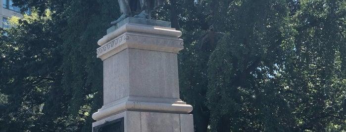Daniel Webster Memorial is one of Gespeicherte Orte von Mark.
