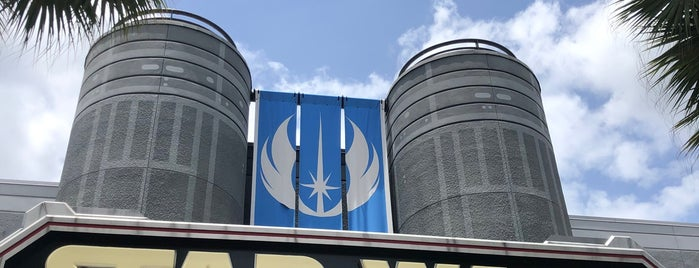 Star Wars Launch Bay is one of Where I've Been - Landmarks/Attractions 2.