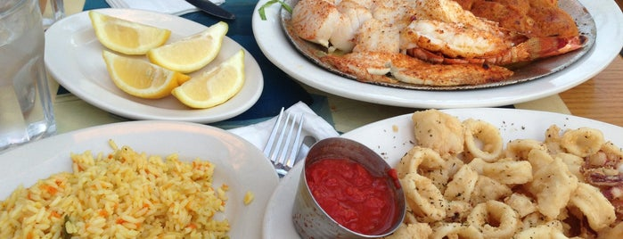Taverna Kyclades is one of Astoria eats..