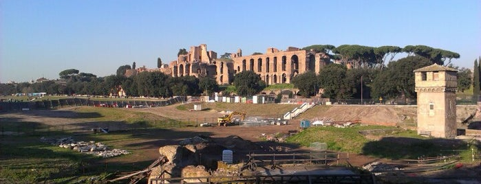 Circo Massimo is one of Roma.