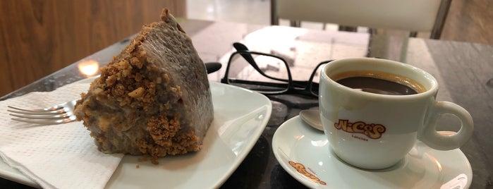 Nico's Café Orgânico is one of CWB - Cafés.