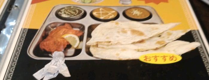 Gandhaara Indian Restaurant is one of LOCO CURRY.