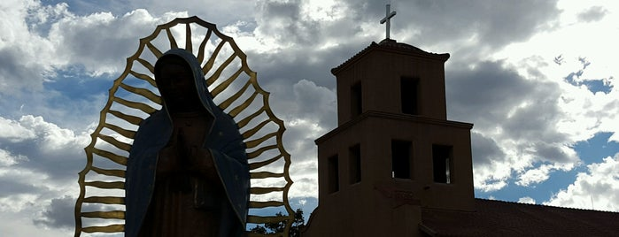 Santuario de Guadalupe is one of New Mexico.