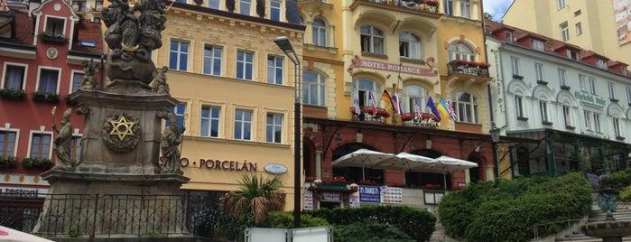 Hotel Restaurace Promenáda is one of Maurerův výběr - TOP100.