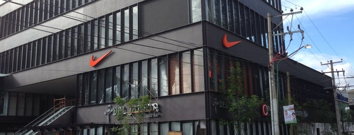 NikeStore Oaxaca is one of Julianさんのお気に入りスポット.