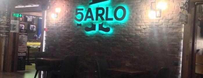 5arlo Bistro Cafe & Bar is one of ✨💫GöZde💫✨ 님이 좋아한 장소.