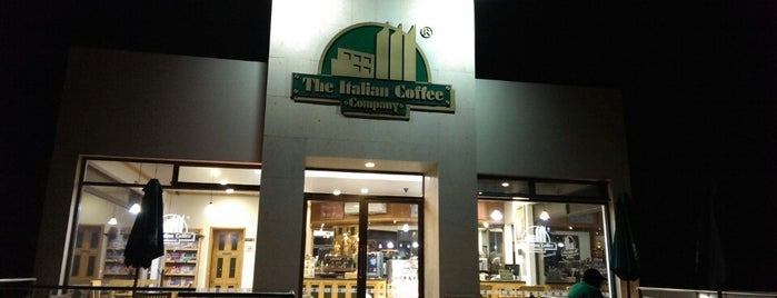 The Italian Coffee Company is one of Tempat yang Disukai Jose.