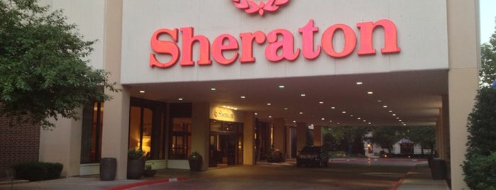 Sheraton Oklahoma City Hotel is one of Sheila : понравившиеся места.
