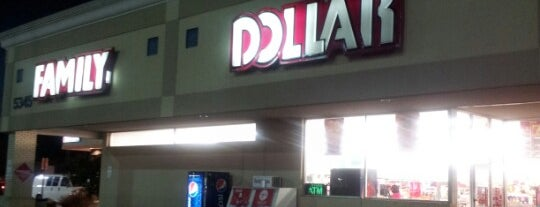 Family Dollar is one of Best Places To Visit.