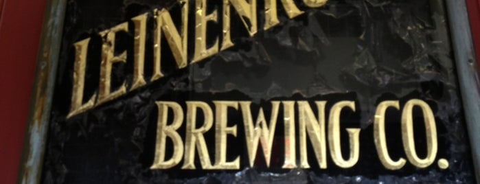 Jacob Leinenkugel Brewing Company is one of Tap Rooms / Breweries in the Greater MN Area.