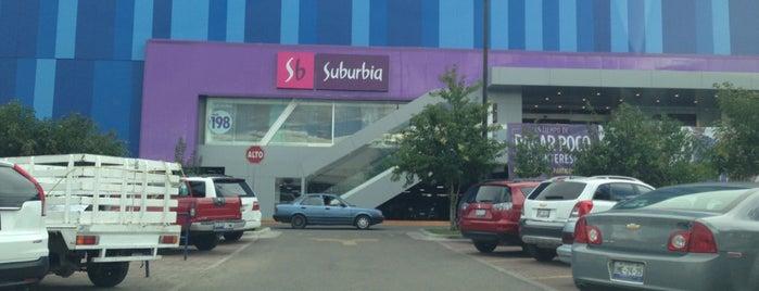 Suburbia is one of Orte, die Jose gefallen.