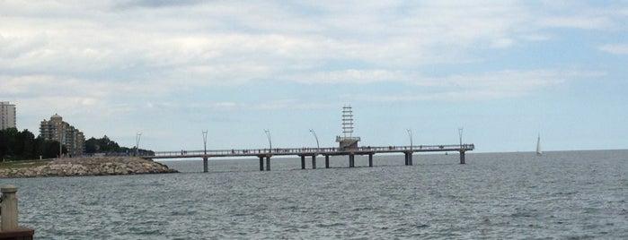 Burlington Waterfront is one of Steven : понравившиеся места.
