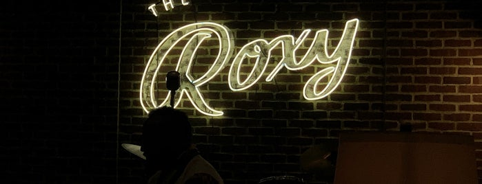 The Roxy Hotel Bar is one of New York Cocktails.