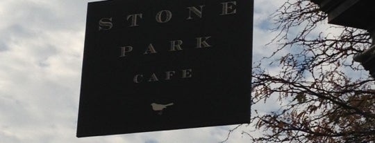 Stone Park Café is one of Slope brunch.