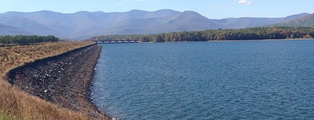 Ashokan Reservoir is one of NYC Day trip.