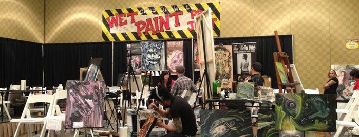 Hell City Tattoo Festival 2013 is one of สถานที่ที่ Halo ถูกใจ.