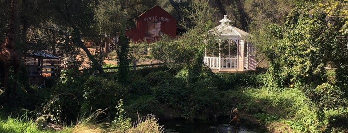 Myrtle Creek Botanical Gardens & Nursery is one of Jay's Liked Places.