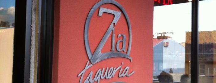 Zia Taqueria is one of CO: Durango/Silverton.