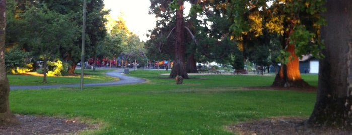 Fuller Park is one of Napa.