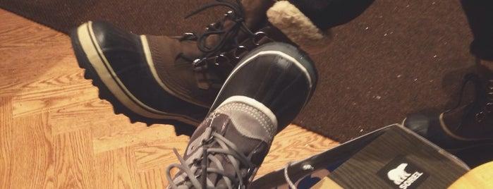 Orva Shoes is one of Lugares guardados de P.