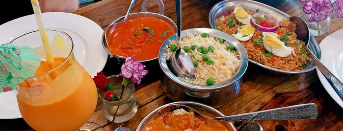 Mughlai Indian Cuisine is one of Locais curtidos por Guha.