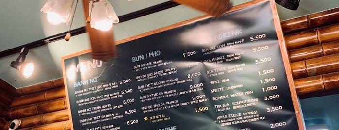 63프로방스 is one of 🍜 Pho & Banh Mi.