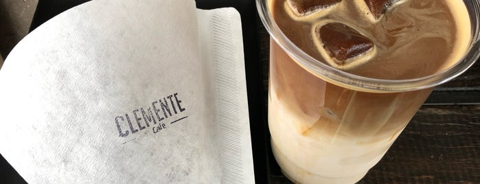 Clemente Café is one of ☕️.