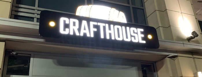 Crafthouse is one of Markets.