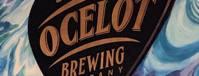 Ocelot Brewing Company is one of Loudoun Ale Trail.