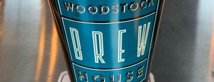 Woodstock Brew House is one of Tempat yang Disimpan Adam.